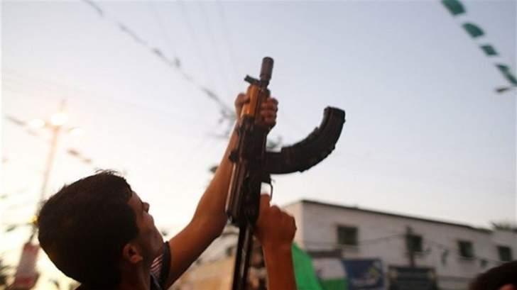 اشتباكات بين آل جعفر وآل ناصر الدين ببلدة القصر قضاء الهرمل