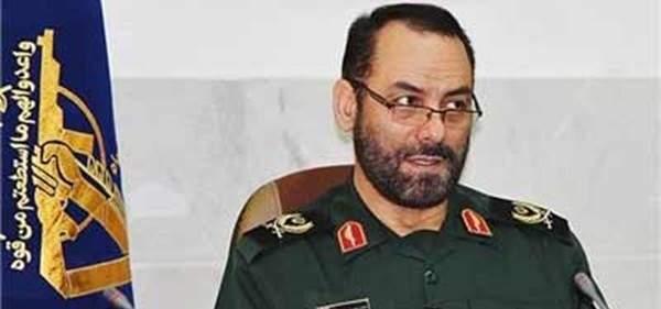 قائد بالحرس الثوري: سنثأر من العدو لدماء شهدائنا في مريوان