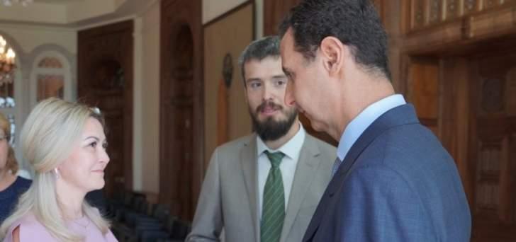 الأسد: الجيش السوري يحطم الحلقة تلو الأخرى في المشروع الصهيو-أميركي