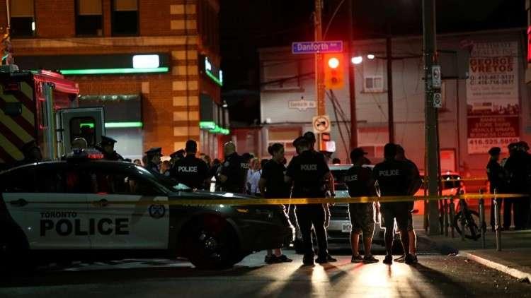 """""""داعش"""" يتبنى مسؤولية هجوم مدينة تورونتو الكندية الأحد الماضي"""