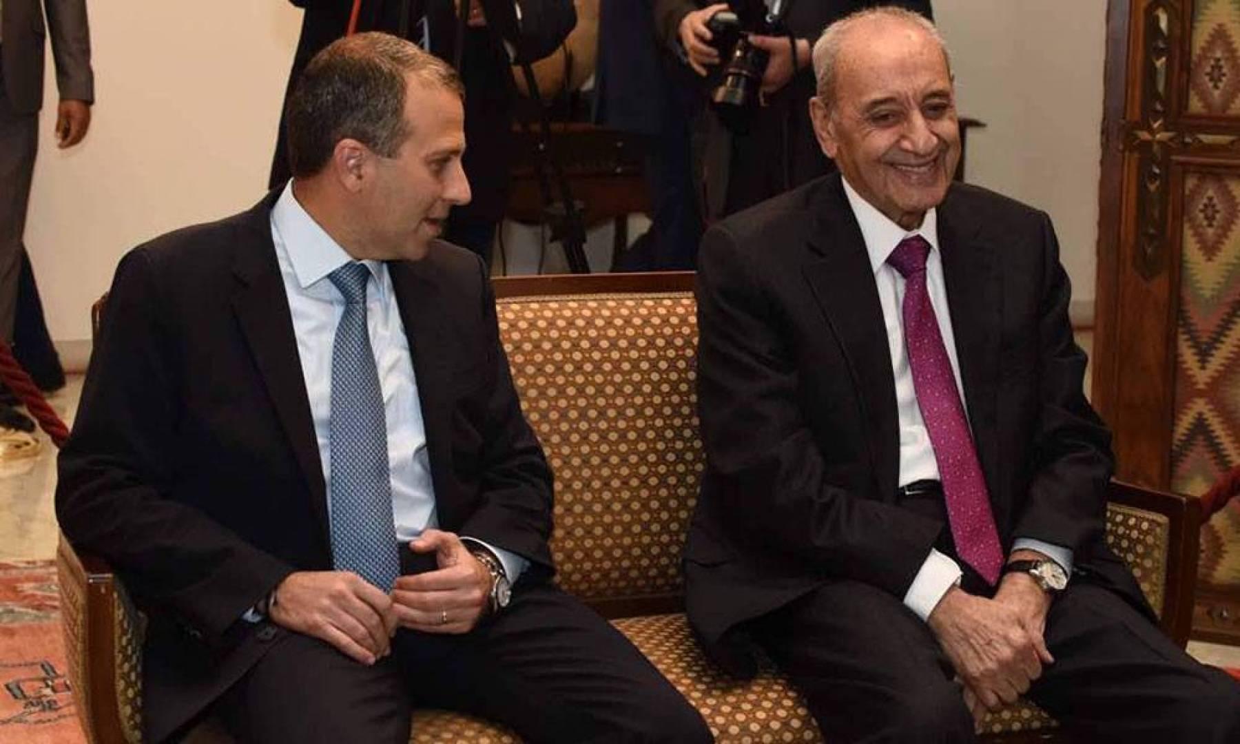 توتّر العلاقات بين عون والحريري .. ولقاء ايجابي بين بري وباسيل