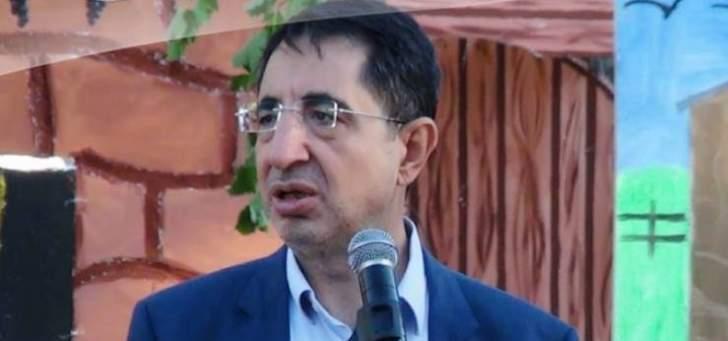 الحاج حسن: احد اعمدة خروج لبنان من ازمته الاقتصادية هو سوريا