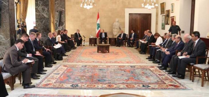 مصادر روسية للأخبار: للتعاون المباشر بين لبنان وسوريا بغض النظر عن أي اعتبارات