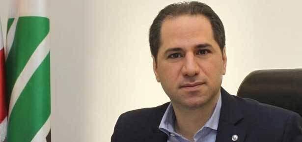 سامي الجميل: لتقديم تصور لبناني واحد وواضح لحل ملف النازحين