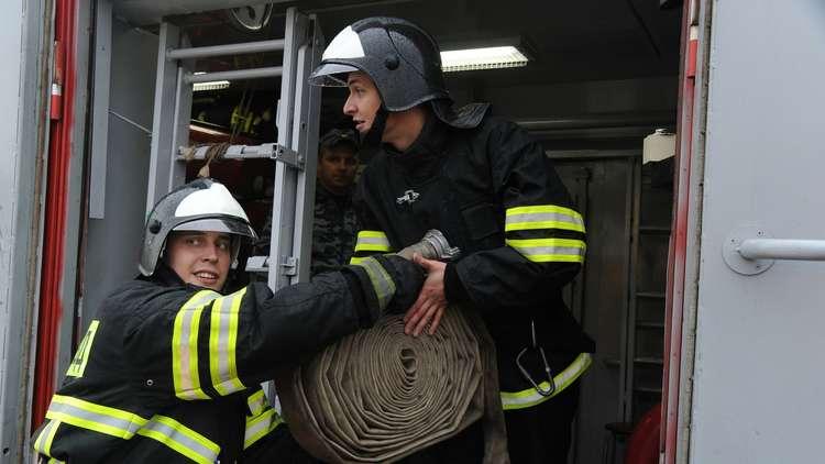 مقتل 8 أشخاص بحريق في منزل سكني في سوتشي