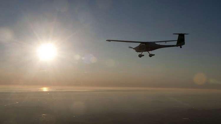 تحطم طائرة خفيفة في سيبيريا ومقتل طيارها