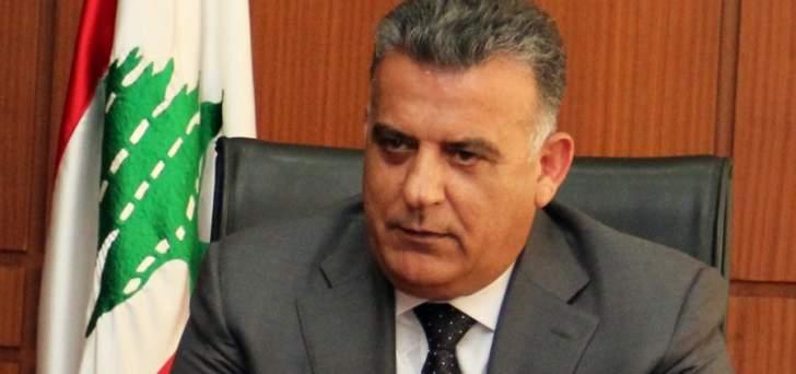 عباس ابراهيم: عودة النازحين الطوعية لا يمكن ان تتم من دون التواصل مع سوريا