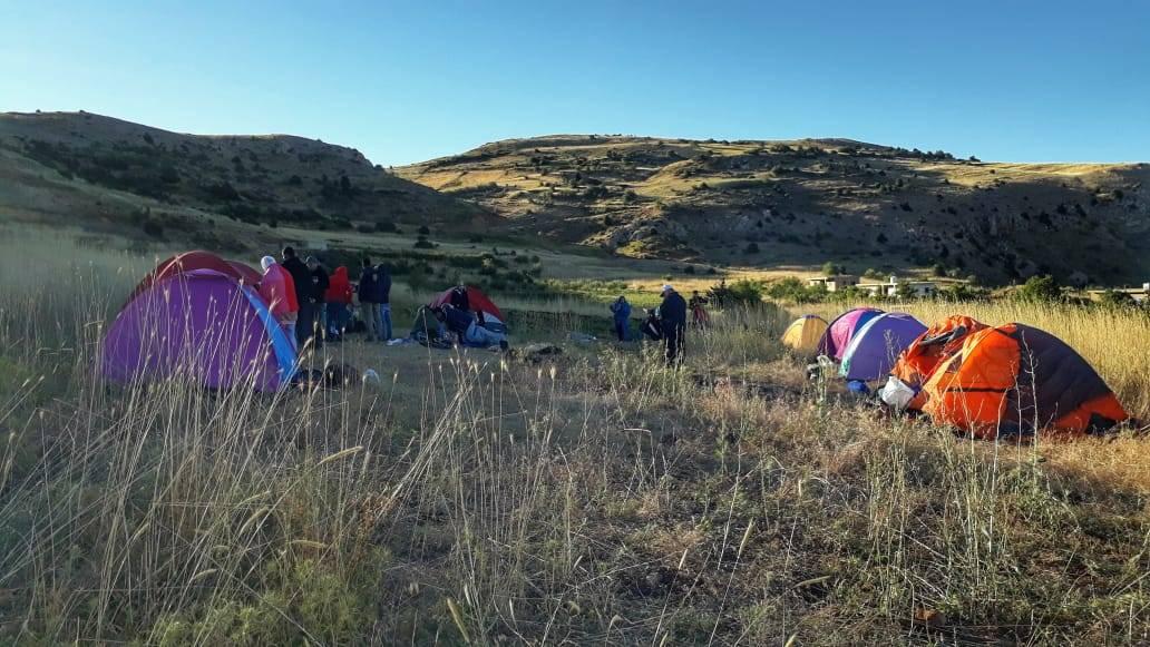 أوّل مخيم فلكي بجرود عكار