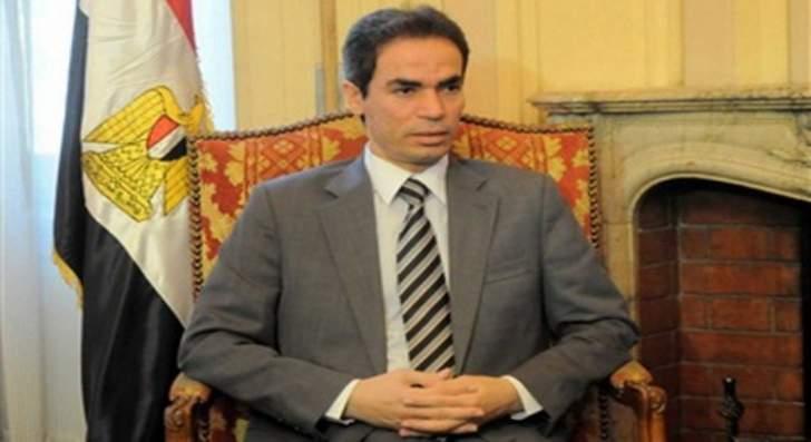 مستشار الرئاسة المصرية السابق: لبنان يعيش بالدين واقتصاده ليس قوياً