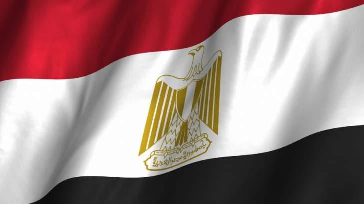 انفجار سيارة في أحد شوارع الدقي في مصر