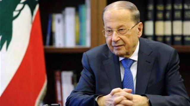الرئيس عون: يفتحون المعركة الرئاسية لأن جبران باسيل في رأس السبق