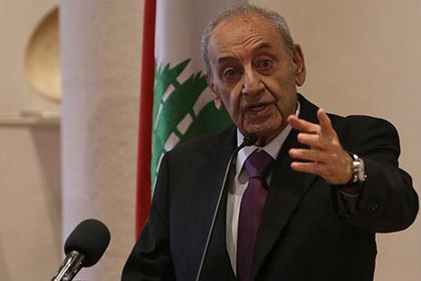 بري: لا جديد بالملف الحكومي والأنظار تتجه إلى لقاء الرئيس عون والحريري
