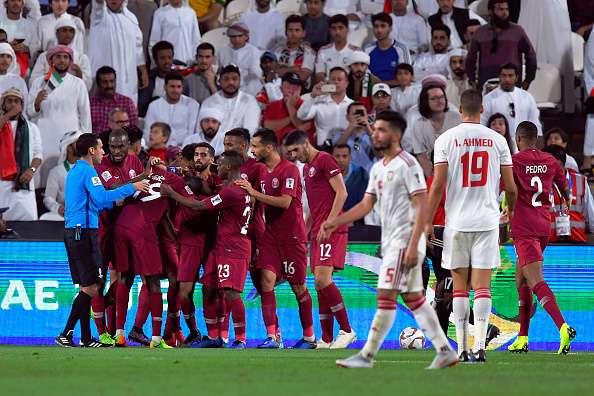 كأس آسيا- قطر تقسو على الإمارات في عقر دارها