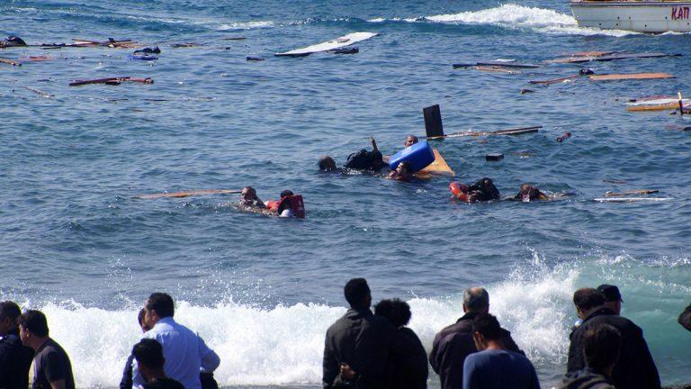 5 قتلى و 130 مفقوداً نتيجة غرق زورقين يقلّان مهاجرين قبالة جيبوتي