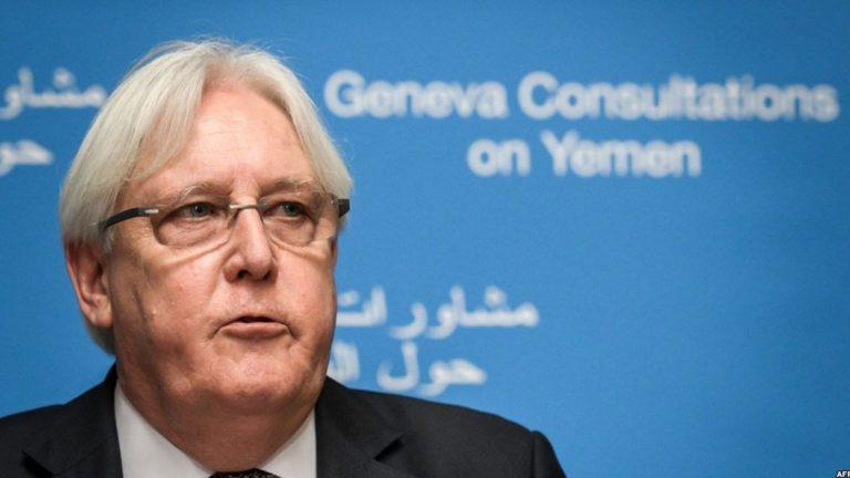 المبعوث الأممي إلى اليمن يتوجّه إلى الحديدة غداً