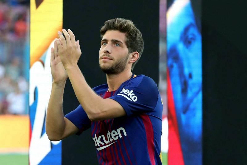 سيرجي روبرتو: أنا في خدمة برشلونة