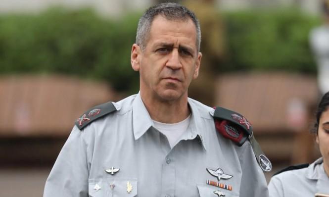 كوخافي: حزب الله يتسلّح ويُمهدّ الطرق للتوغلّ داخل إسرائيل