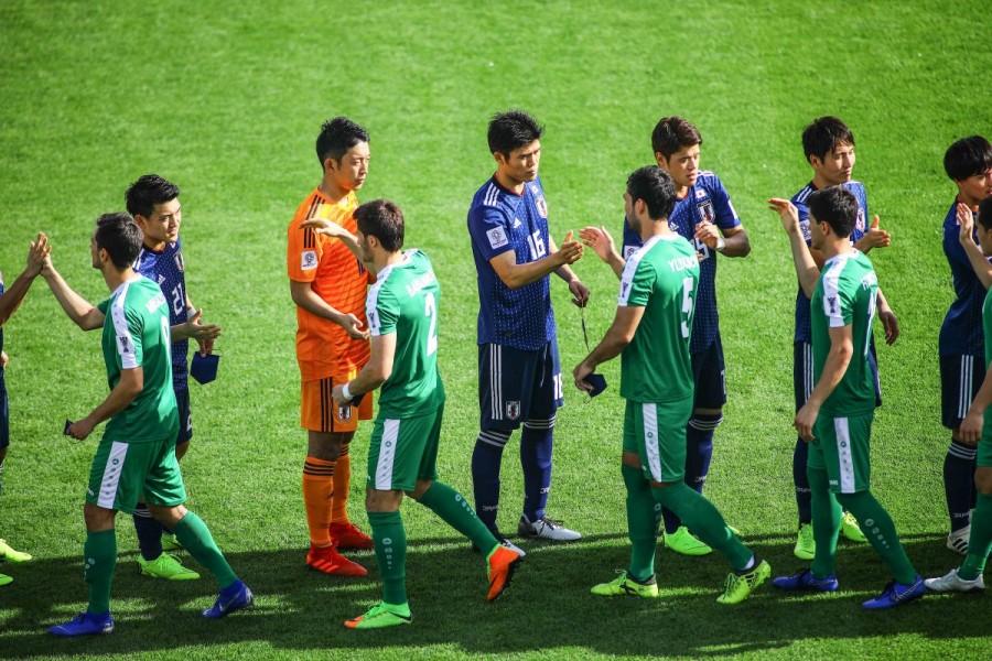 كأس آسيا: اليابان تعود لتقلب الطاولة على تركمنستان
