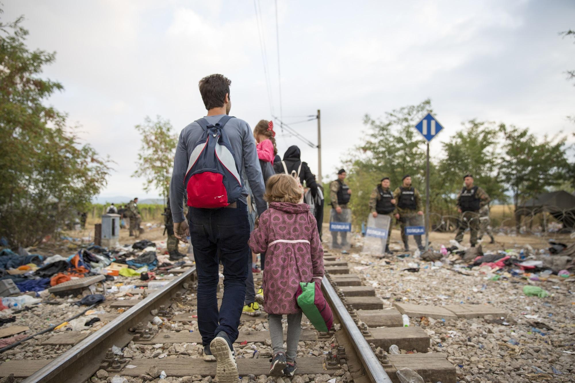 ألمانيا ملاذ طالبي الهجرة... وهذه الدولة احتلت المرتبة الأولى!