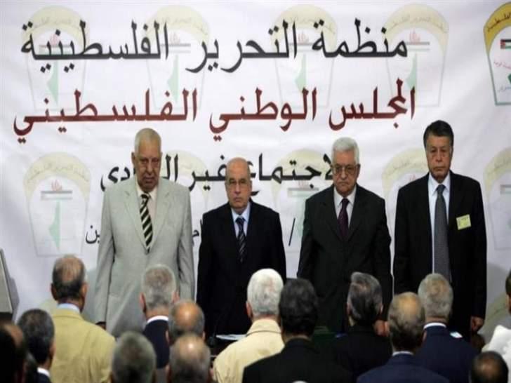 """""""المجلس المركزي الفلسطيني"""" يعلق جميع الاتفاقات مع اسرائيل"""