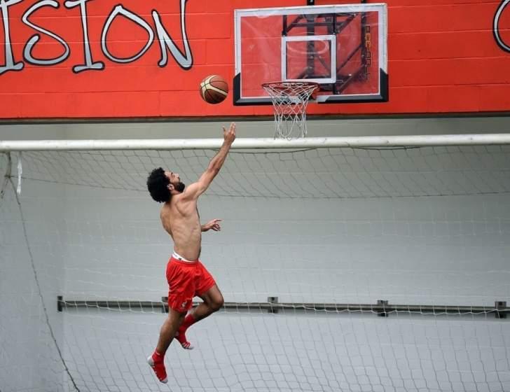 كرة السلة لا تناسب صلاح