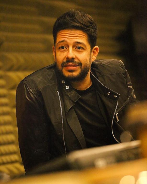 محمد حماقي يطلق ألبومه الجديد