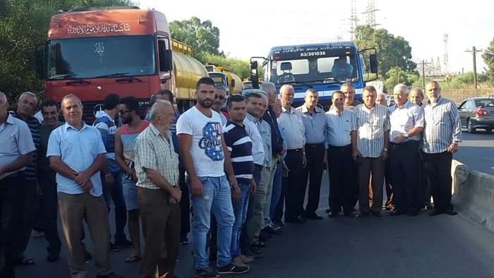 اعتصامات لاتحاد النقل البري في كل لبنان: هل يلتزم المسؤولون بوعودهم؟