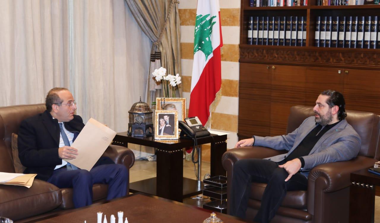 الوضع الإقتصادي بين الحريري وخوري
