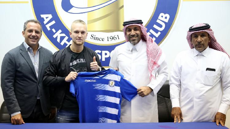 ملكي في الدوري القطري بعد المستوى اللافت في كأس آسيا
