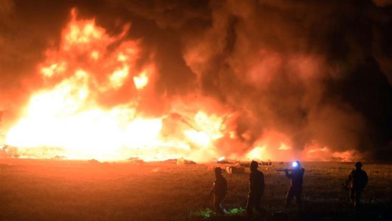 ارتفاع عدد القتلى والجرحى حصيلة انفجار أنبوب النفط في المكسيك
