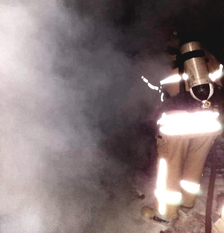 حريق يودي بحياة طفل في الكسليك