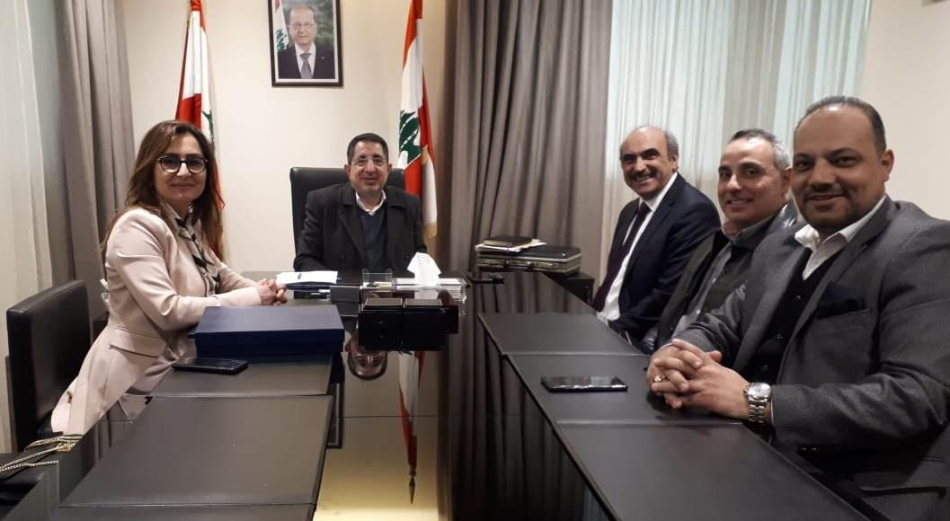 تعزيز شارة المطابقة اللبنانية على المنتج اللبناني مع الحاج حسن