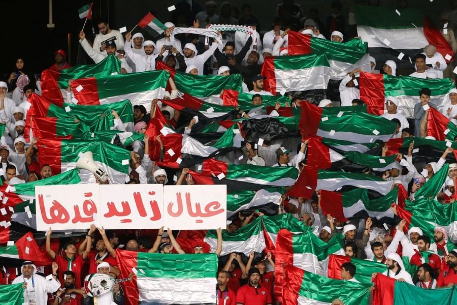 كأس آسيا: المنتخب الإماراتي يتصدر المجموعة الأولى بعد عبور محطة الهند