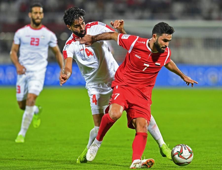 الأردن في الصدارة بعد الفوز على أستراليا وتعادل سوريا وفلسطين