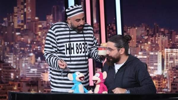 حالة غضب بين هشام حداد وجاد أبو كرم