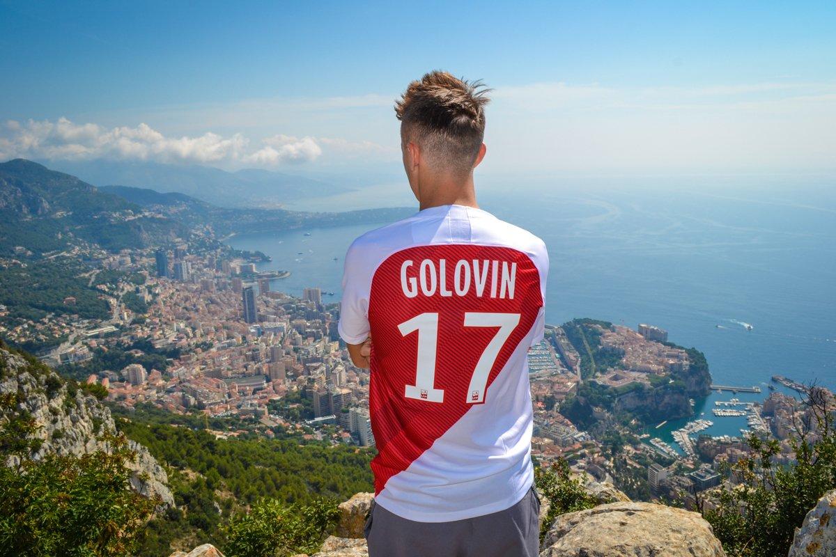 رسمياً- غولوفين الى موناكو