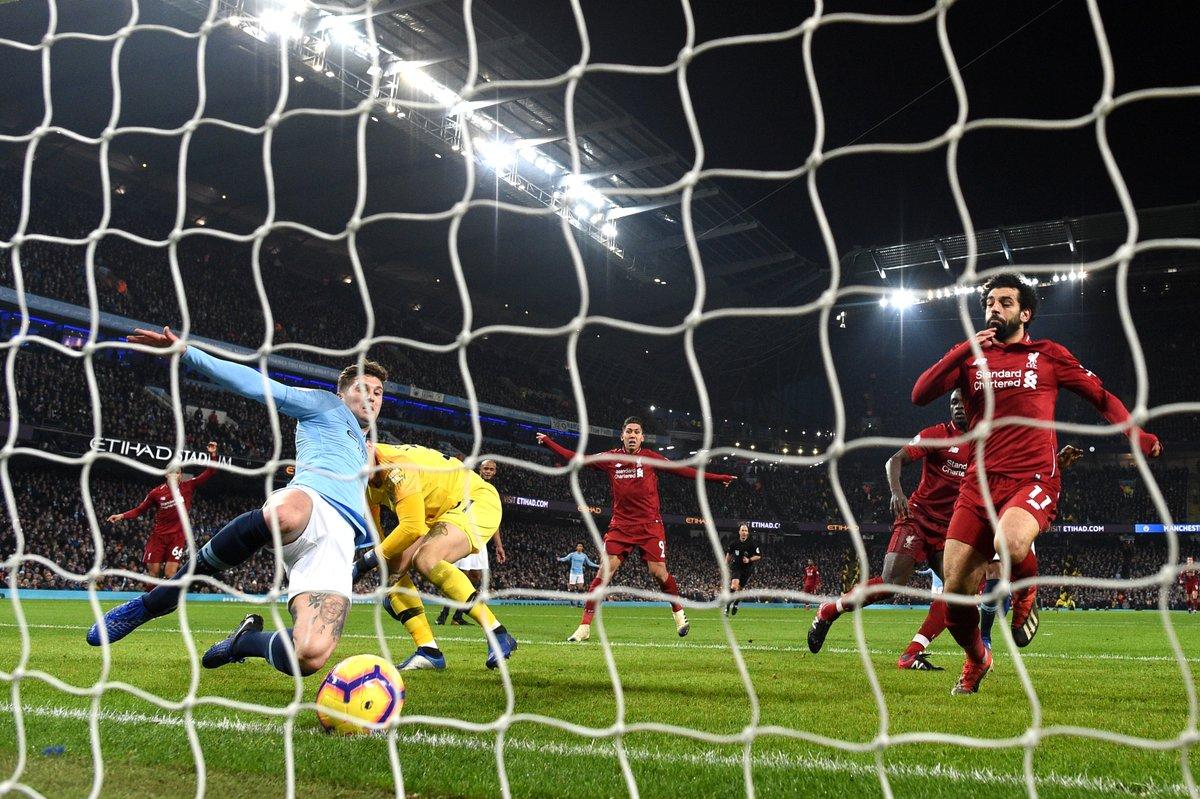 مانشستر سيتي يقلص فارق النقاط مع ليفربول على ملعب الإتحاد