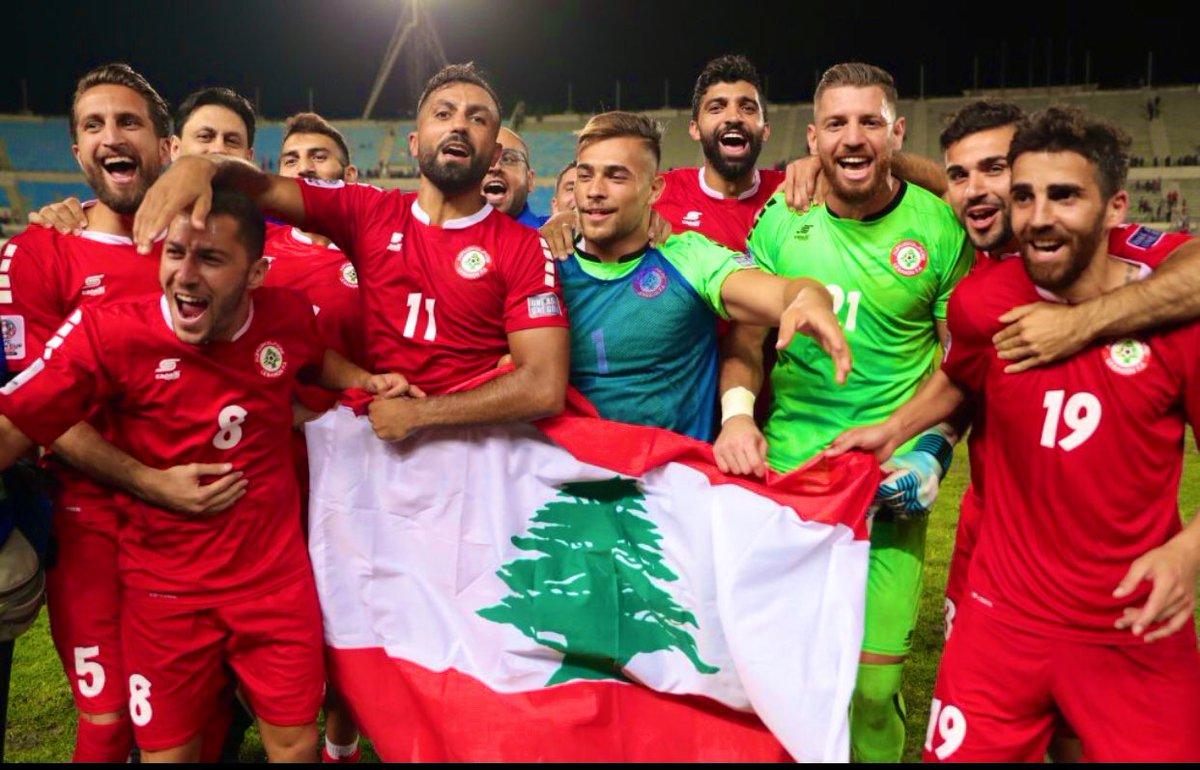 التشكيلة الرسمية للمنتخب اللبناني في مواجهة المنتخب الكوري الشمالي