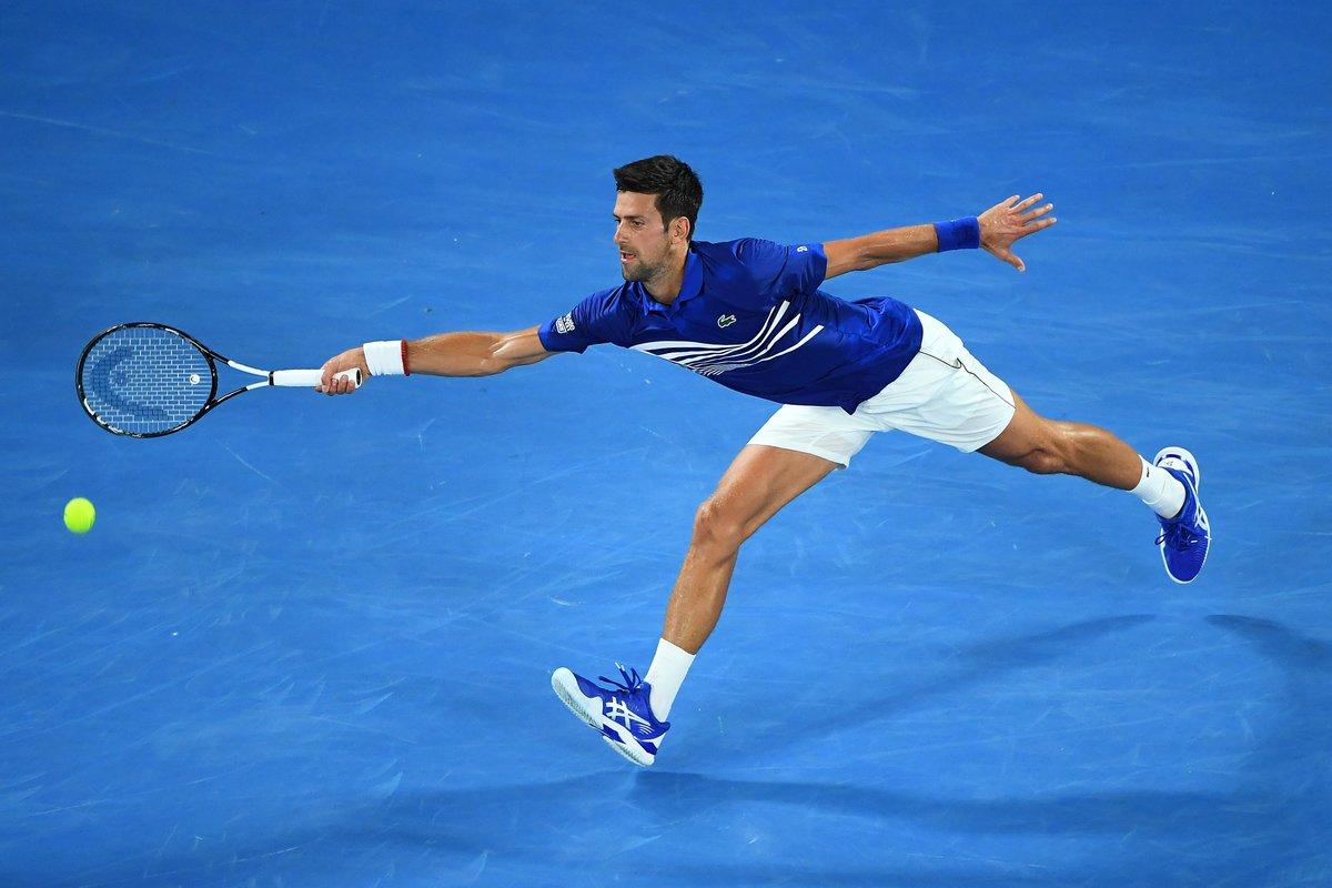 دجوكوفيتش آخر العابرين إلى دور ربع النهائي من بطولة استراليا المفتوحة