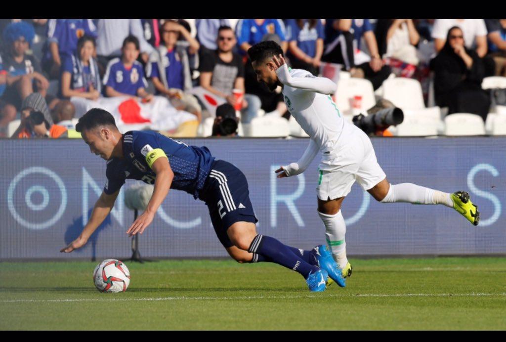 السعودية تودع كأس آسيا على يد اليابان
