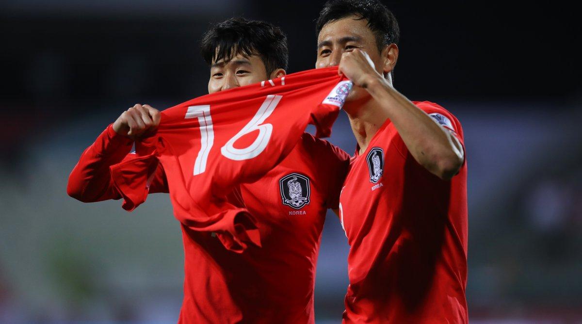 المنتخب الكوري الجنوبي يعبر إلى ربع نهائي كأس آسيا
