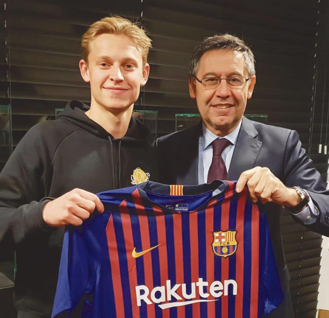 برشلونة سيستغني عن البعض من أجل صفقته الكبيرة