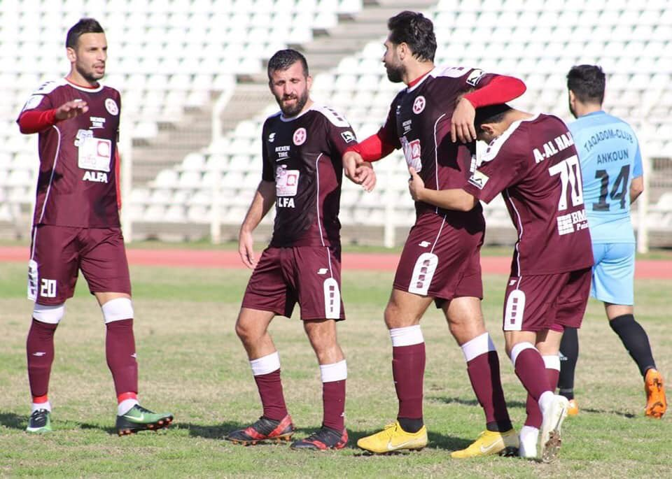 النجمة إلى ربع نهائي كأس لبنان بانتظار الفائز من مباراة الأنصار أمام الشباب العربي