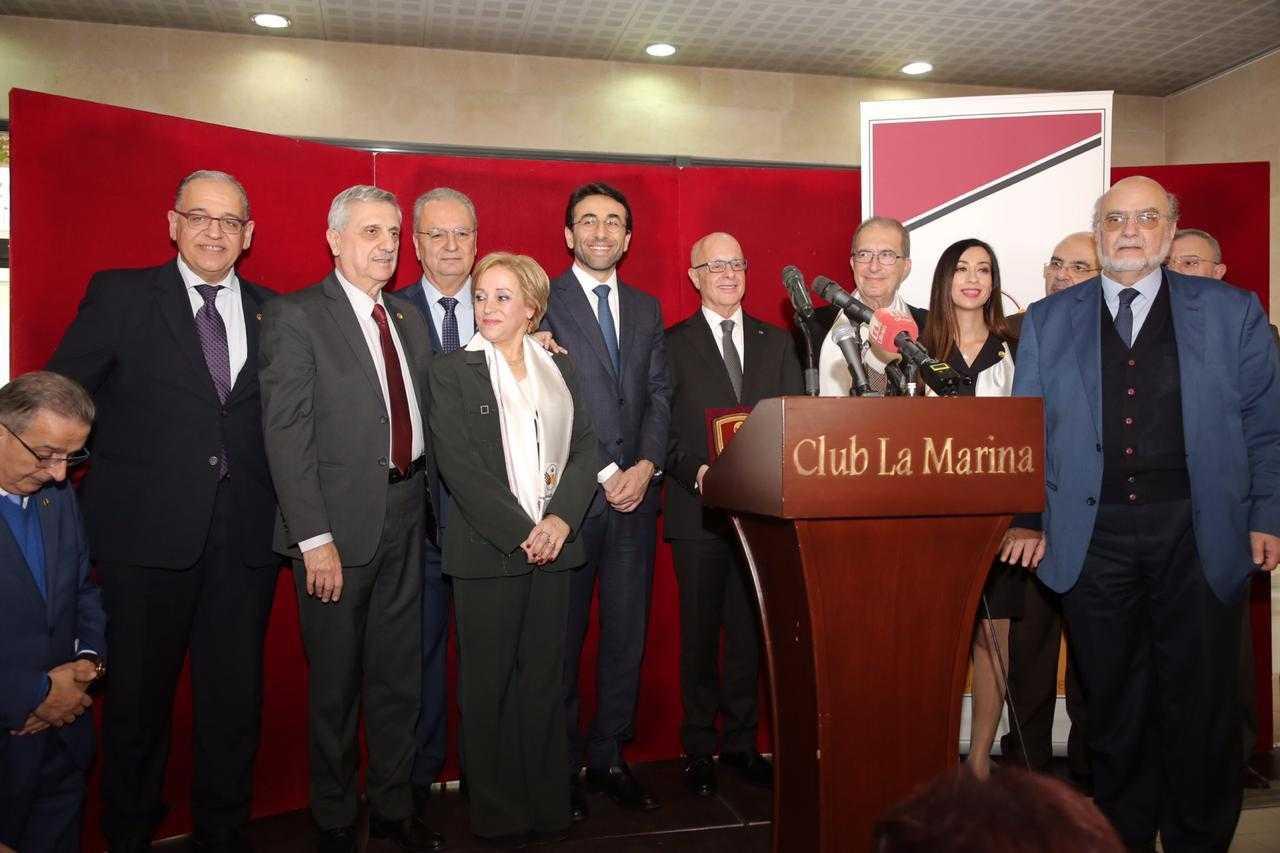 منير أبو عسلي مكرّماً: المواطنة والكفاءة والمساءلة أعمدة قيام دولة القانون