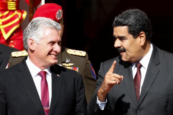 كوبا: الهدف من خطوات أميركا تجاه فنزويلا هو السيطرة على ثرواتها