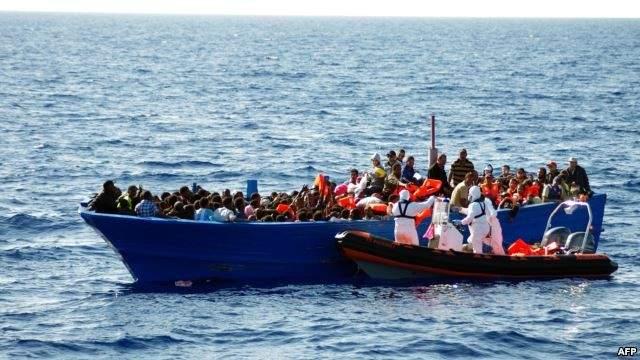 مقتل 16 مهاجرا على الاقل في غرق مركب قبالة سواحل شمال قبرص