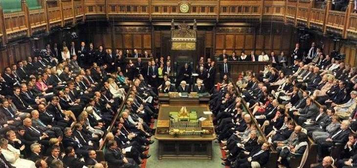 البرلمان البريطاني يوافق على رفض الخروج من الإتحاد الأوروبي دون اتفاق