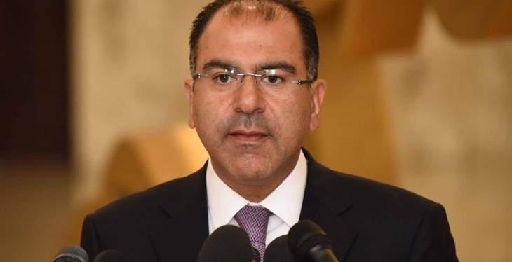 مدير عام رئاسة الجمهورية سيذيع مراسم تشكيل الحكومة