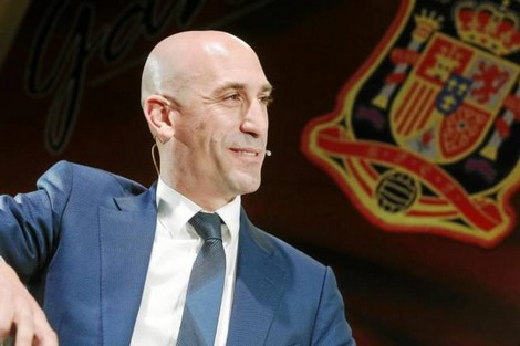شكوى قضائية تطال رئيس الاتحاد الاسباني