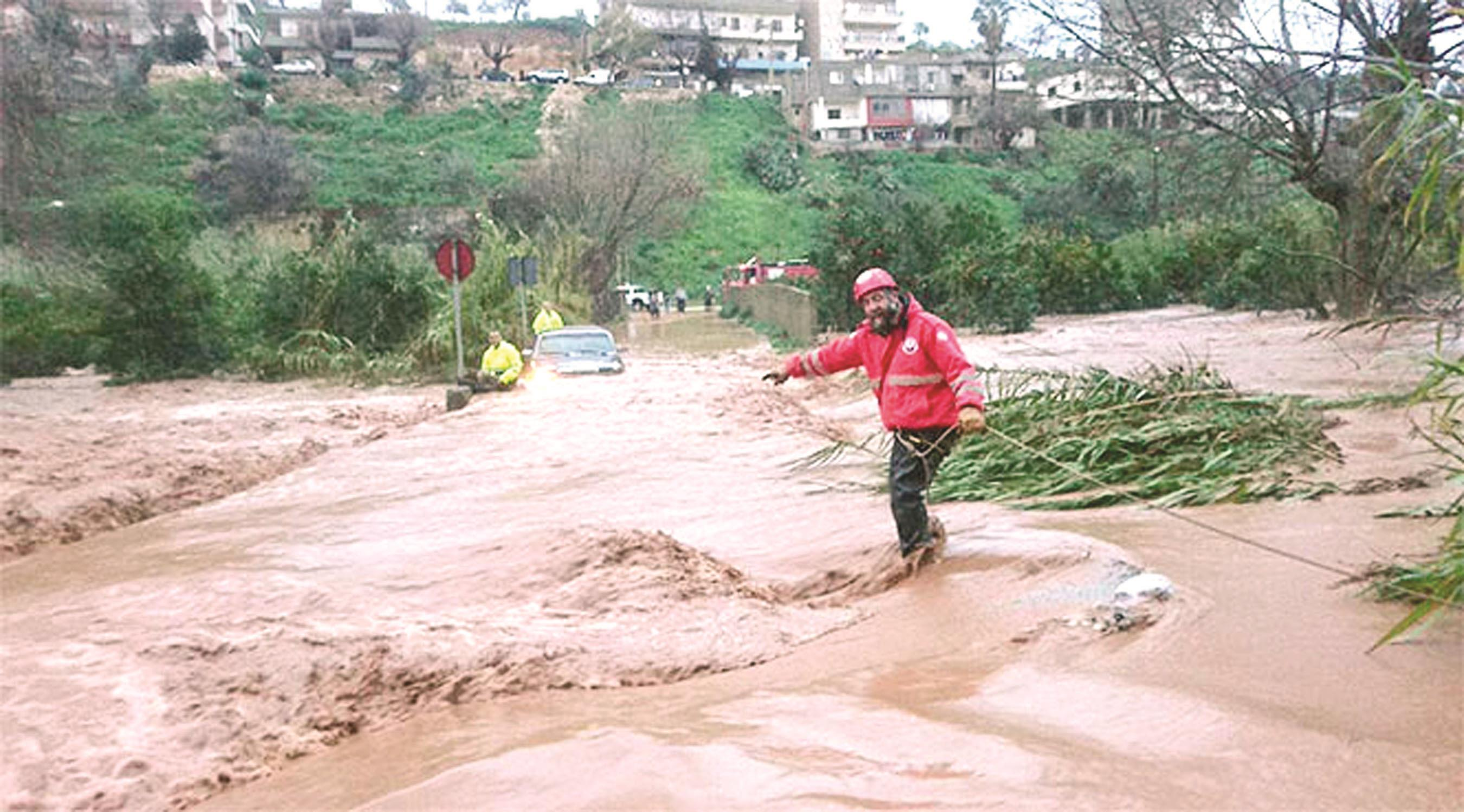 تقرير: عوامل الطقس المسبب الأول للخسائر في القطاع الزراعي
